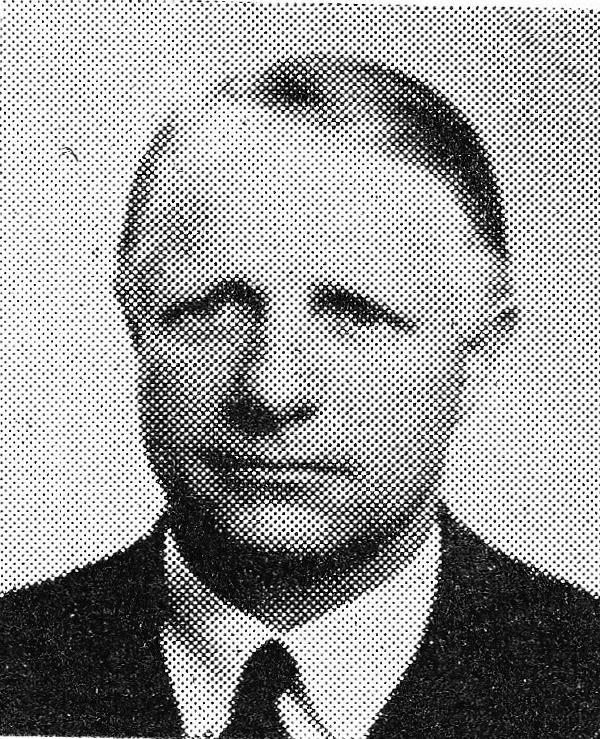 Kaptein Alv Lea (1895-1986). Kjelde foto: «Norges skipsførere bind 2.»